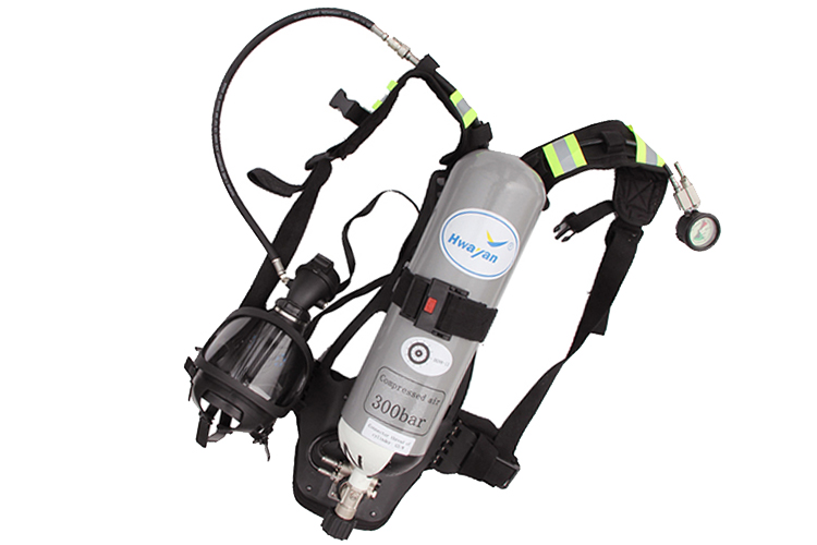 Self Contained Breathing Apparatus (SCBA) Image