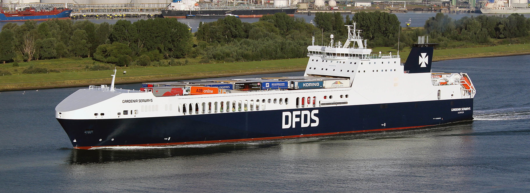 DFDS Tulipa Seaways 5 T-ISS Safety Suppliers