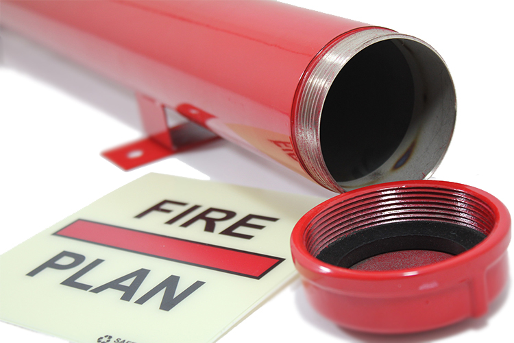 Fire Plan Container Image