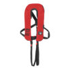 Inflatable Life Jacket Red Safety Products T-ISS Safety Suppliers