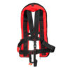 Inflatable Life Jacket Red back Safety Products T-ISS Safety Suppliers