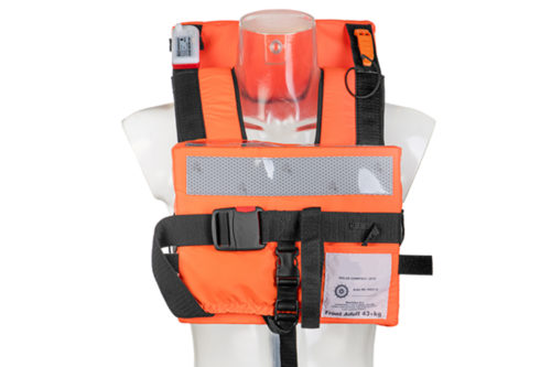 Life Jacket Compact 3 Safety Products T-ISS Safety Suppliers