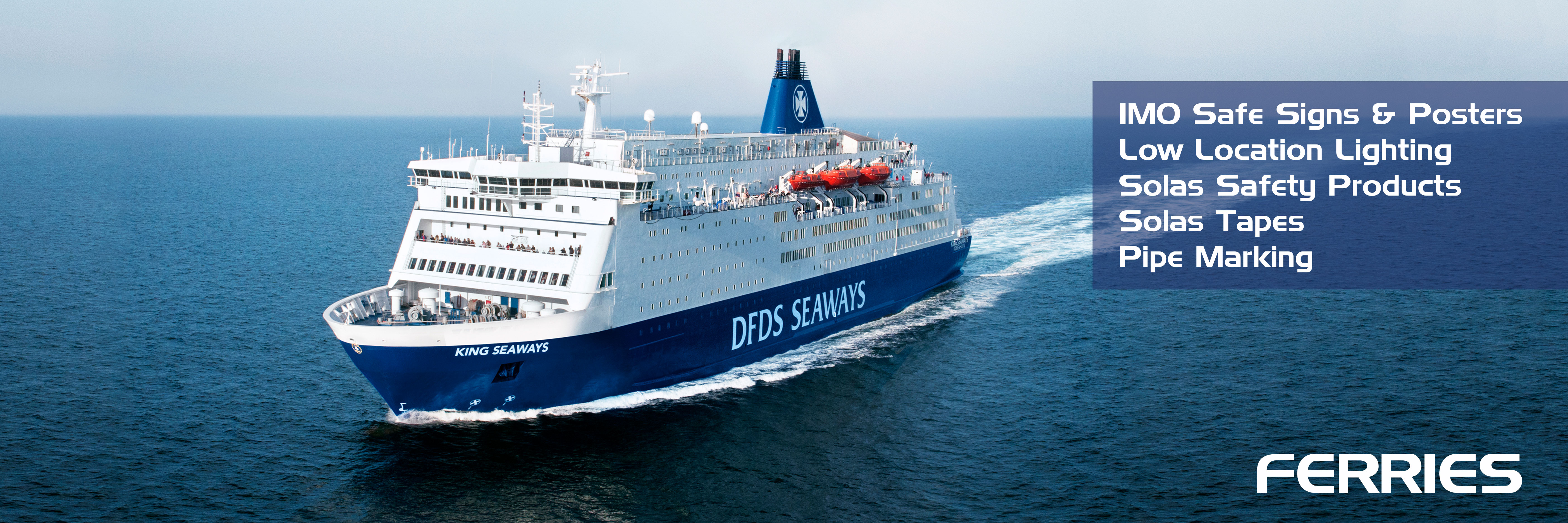 FERRIES T-ISS Safety Suppliers