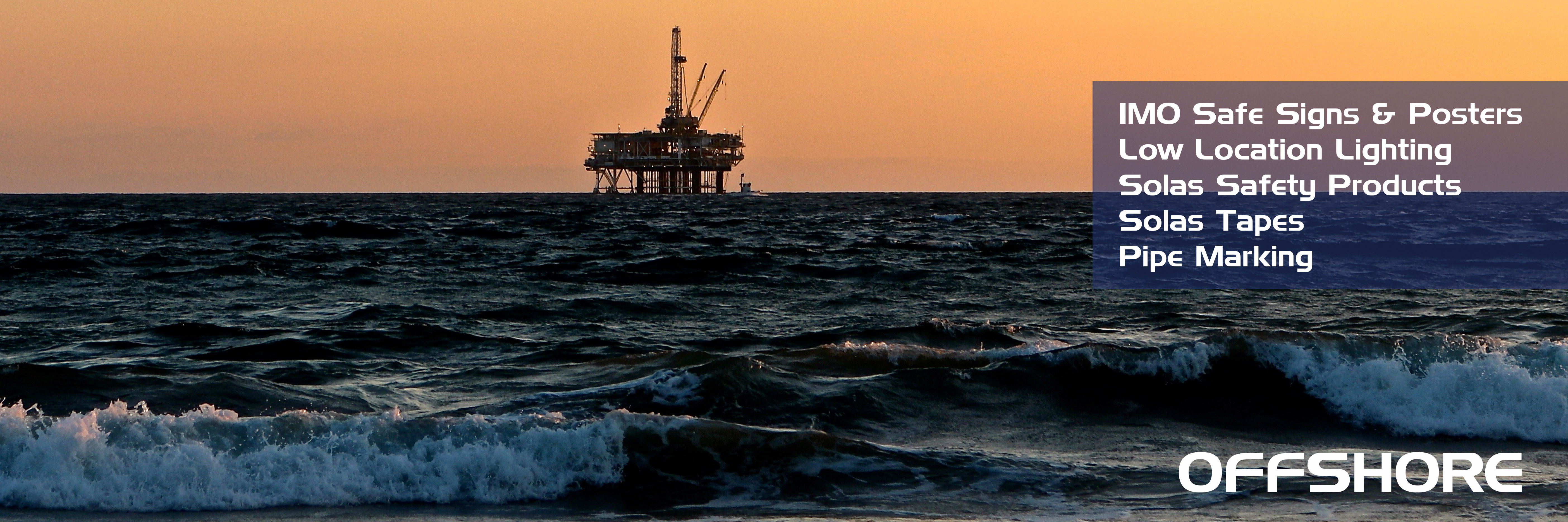 OFFSHORE T-ISS Safety Suppliers