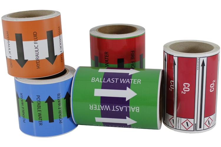 PolyesPro Pipe Marking Image
