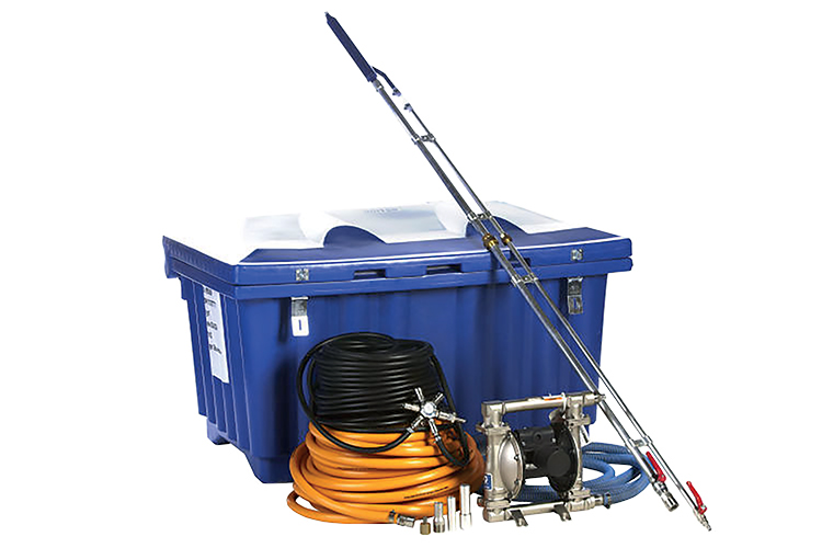 Compact Cargo Hold Cleaning Kit Image