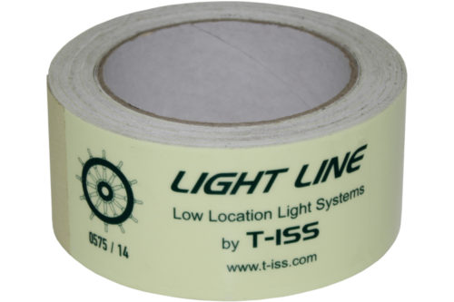 Photoluminescent tape1 T-ISS Safety Suppliers