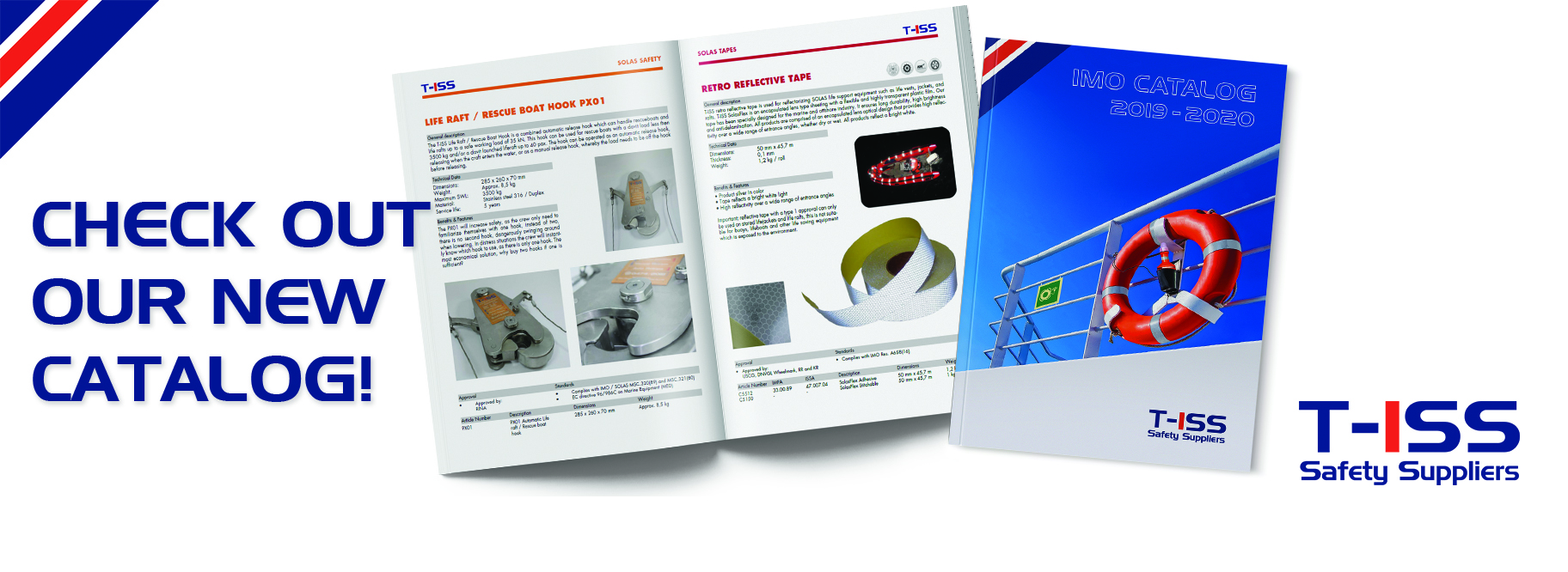 New Catalog 2019-2020 T-ISS Safety Suppliers