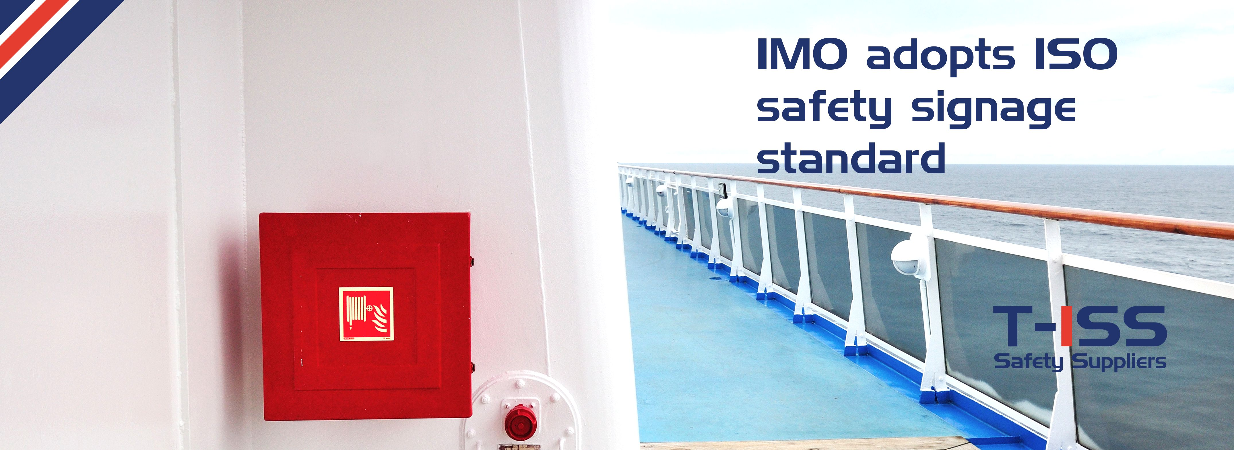 IMO adopts ISO safety signage standard