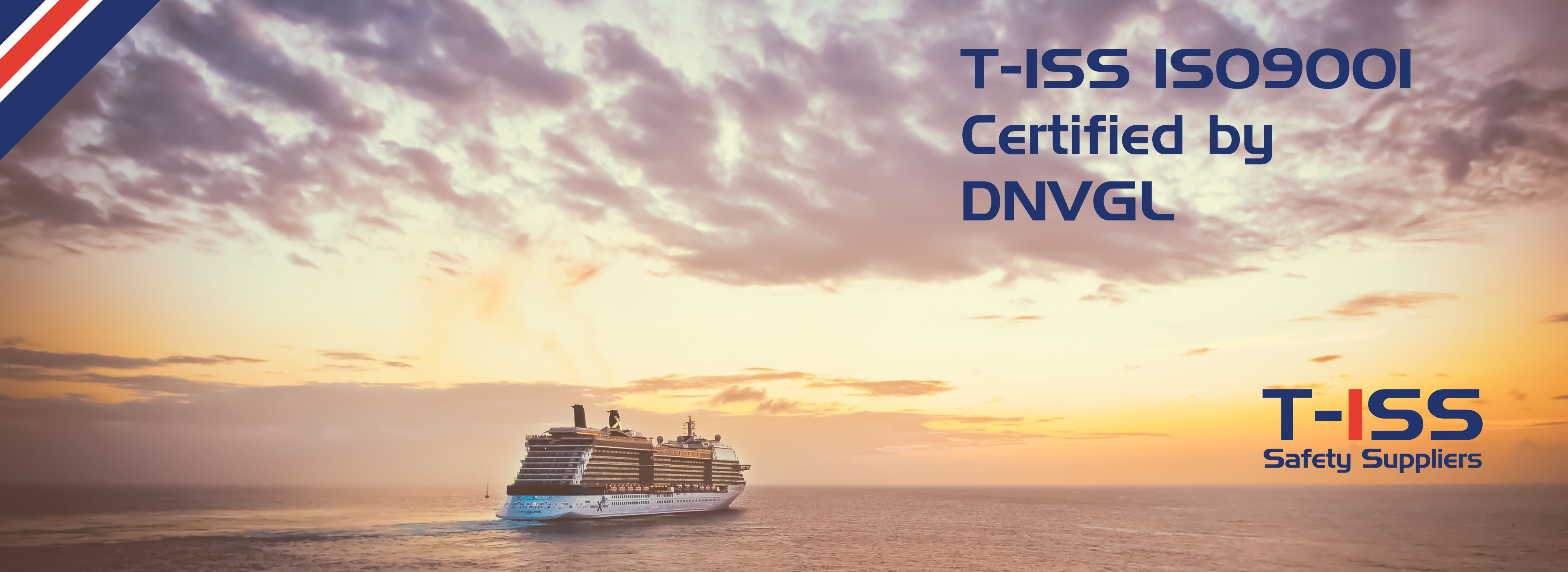 T-ISS ISO9001 Certified by DNVGL