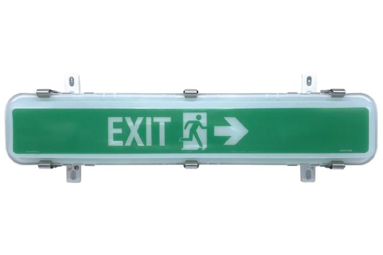 Explosion Proof LED Large Escape Sign Image