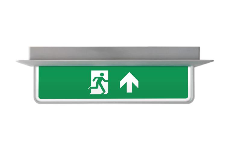 Maritime SafeSign LED Escape Sign Image