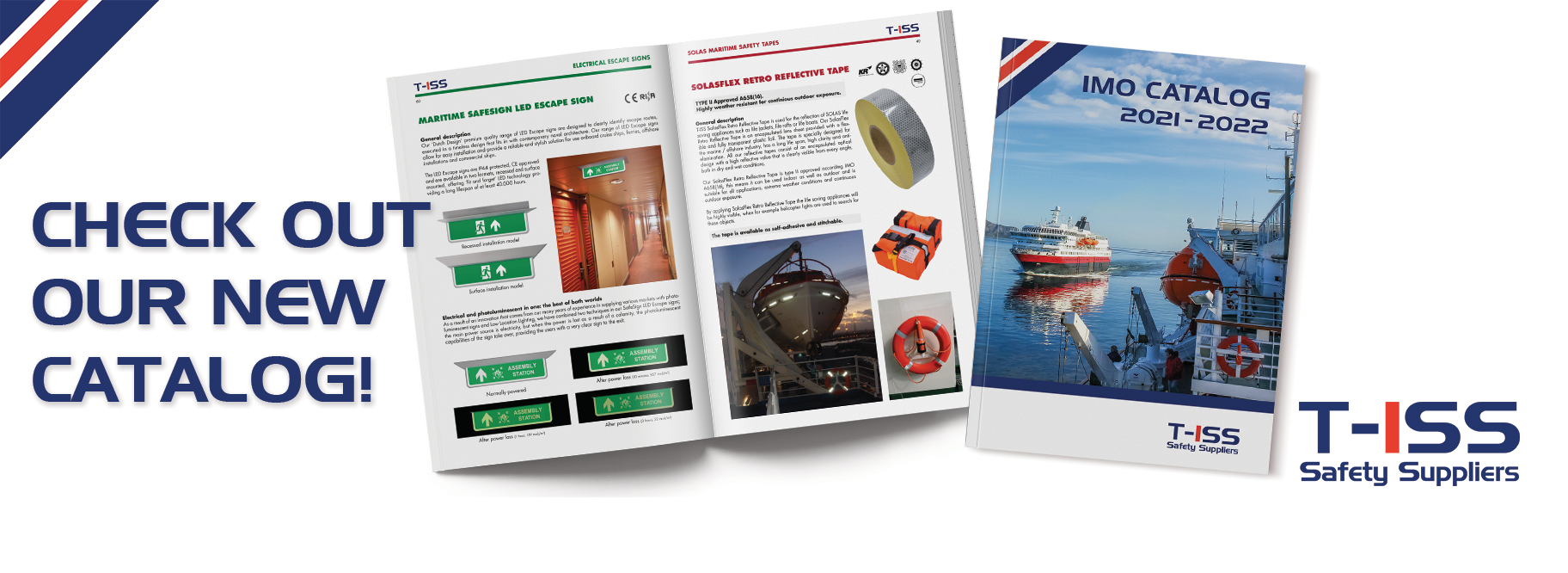 T-ISS IMO Safety Catalog 2021-2022