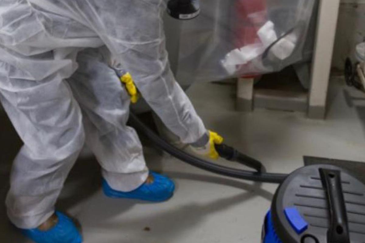 Asbestos Safety Kit Image