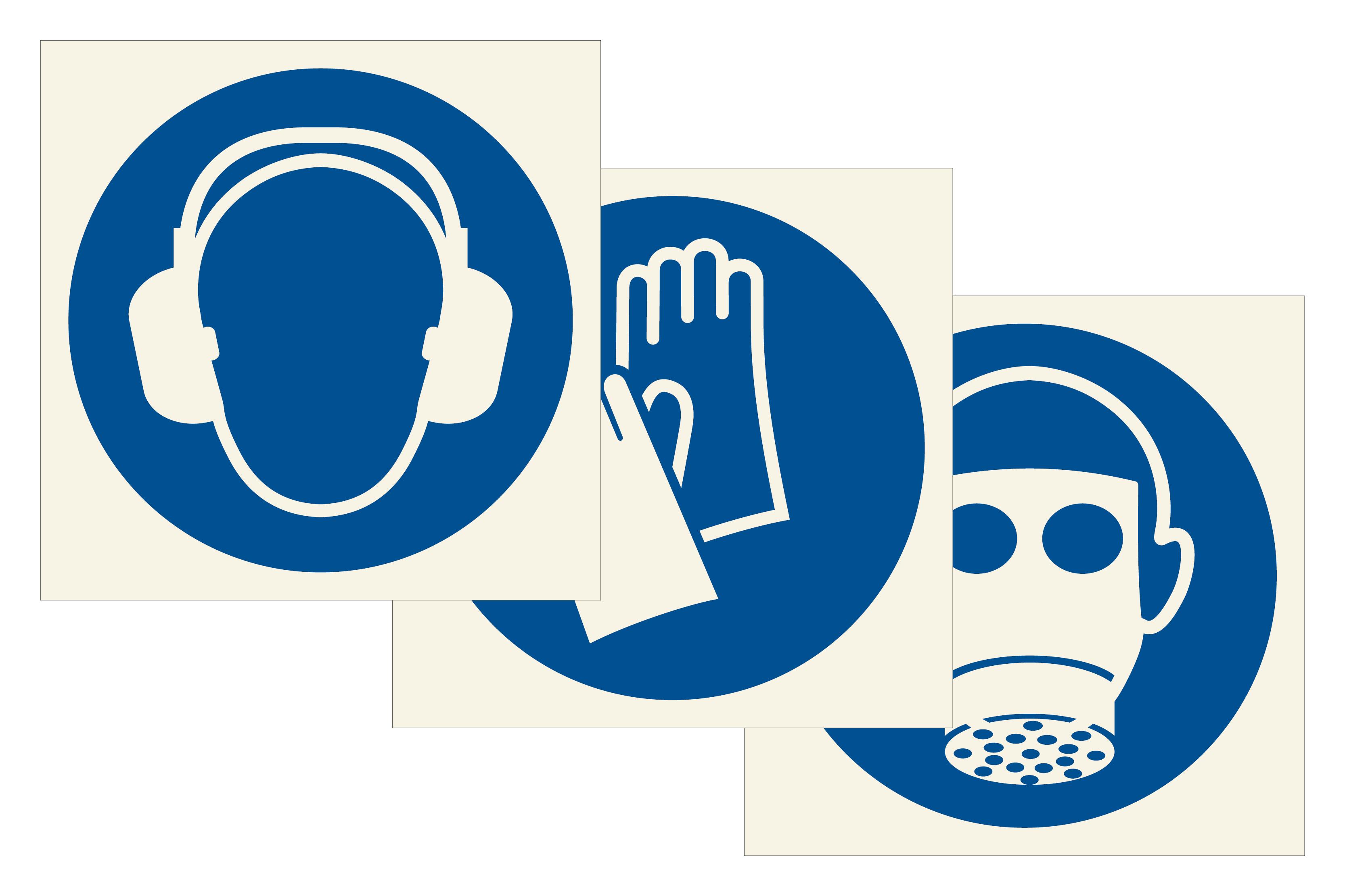 Mandatory Signs Image