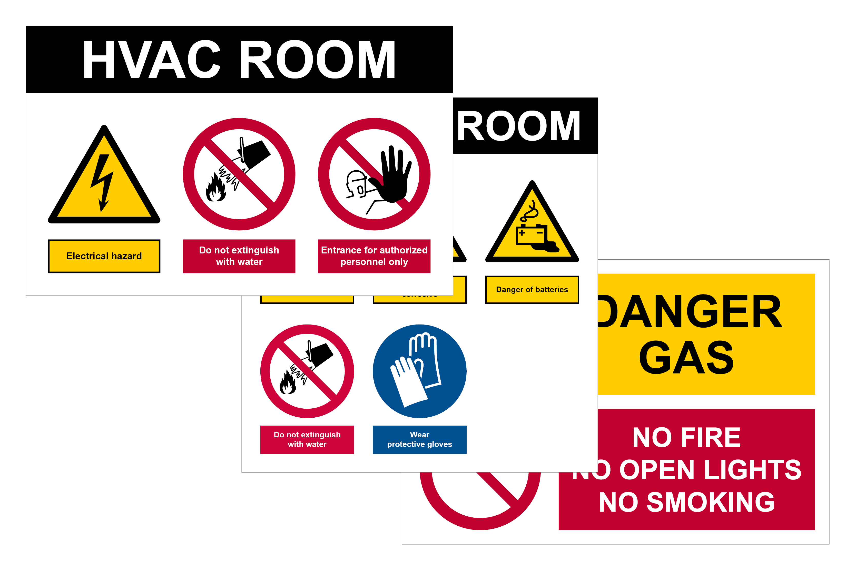 Multiple Signs Image