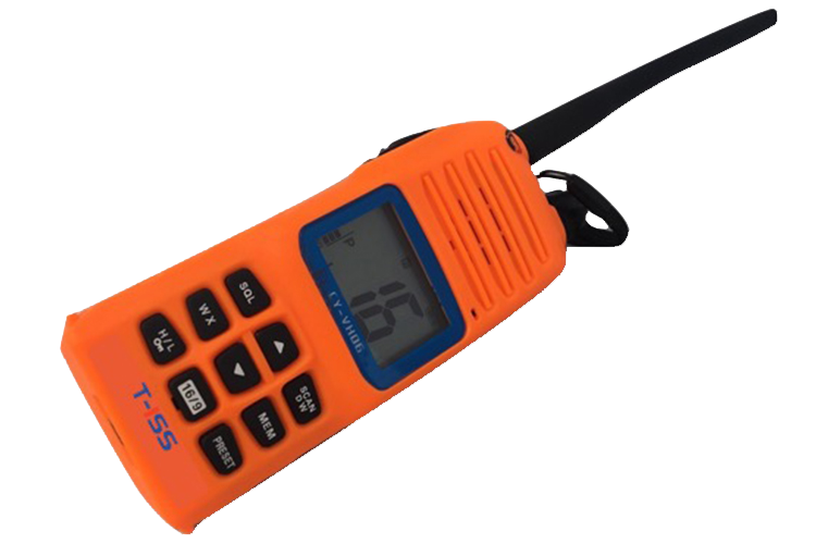 Atex transceiver VHF radio by T-ISS Safety Suppliers