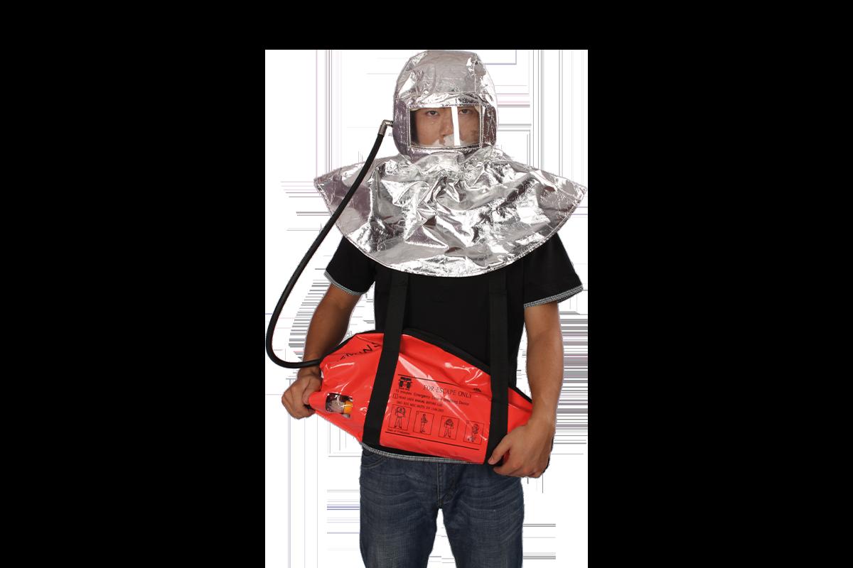 Emergency Escape Breathing Device (EEBD) Image
