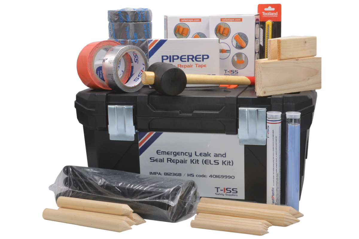 Emergency Leak and Seal Repair Kit (ELS Kit) Image