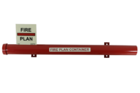 Fire Plan Container