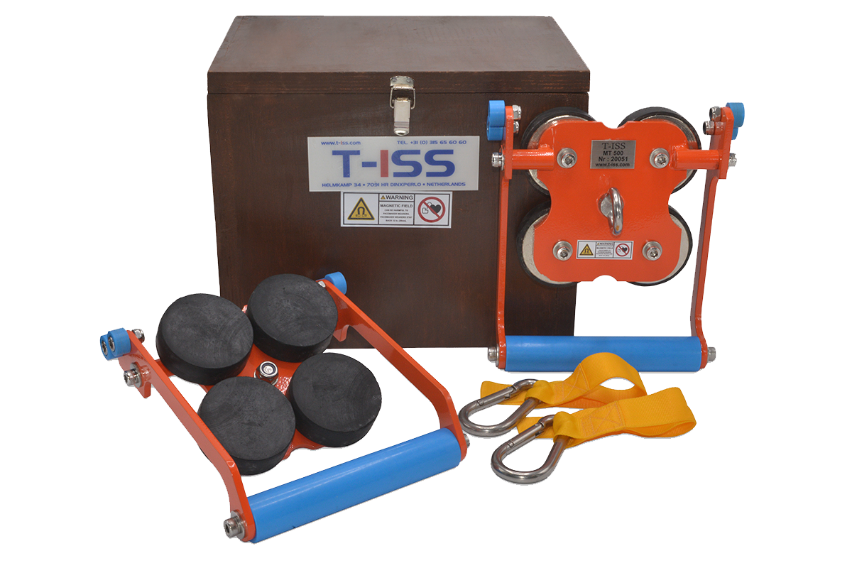 Magnetic Ladder Locker Image