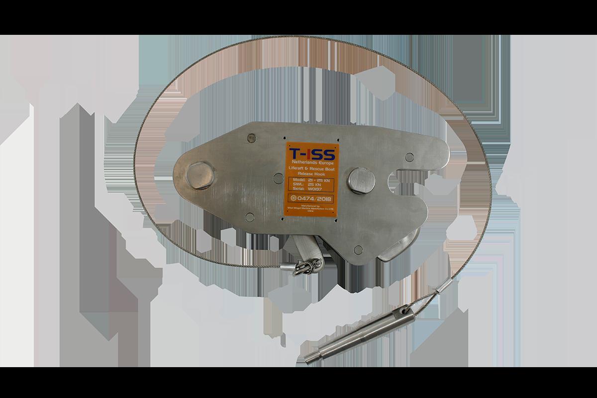 Liferaft Release Hook PX02 Image