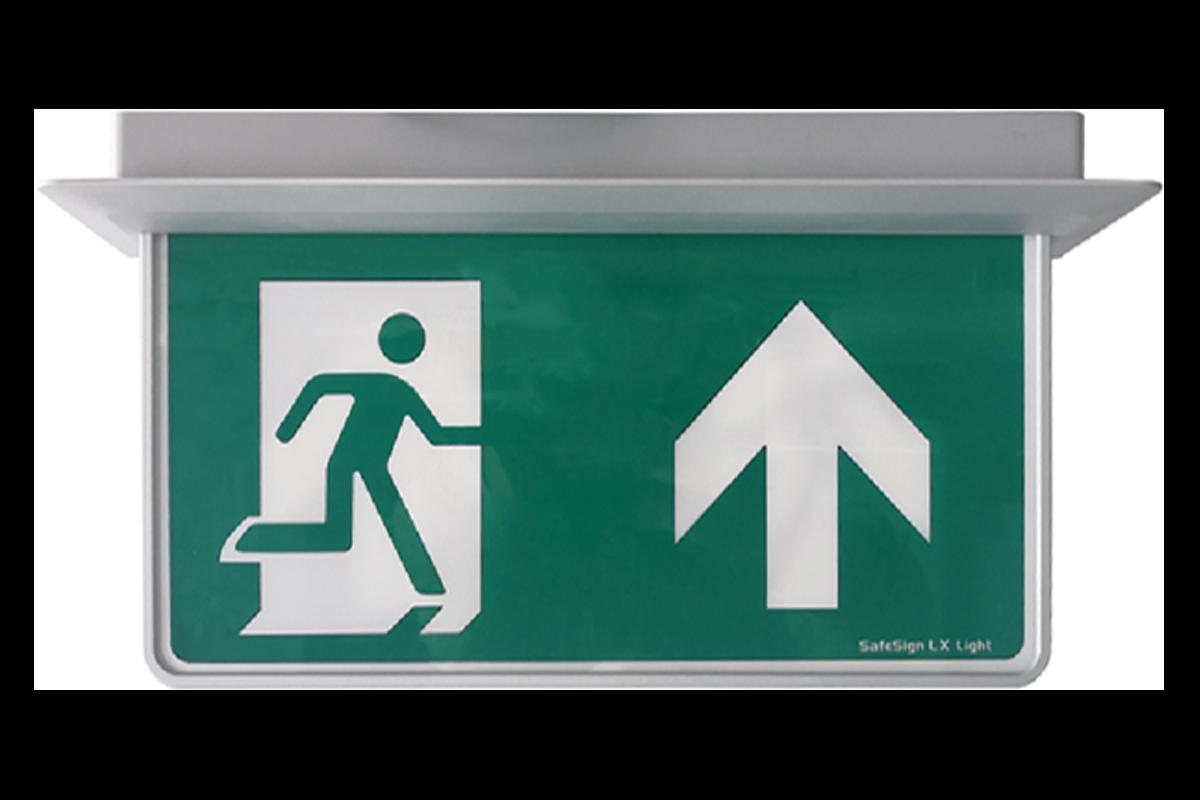 SafeSign LED Escape Sign Image