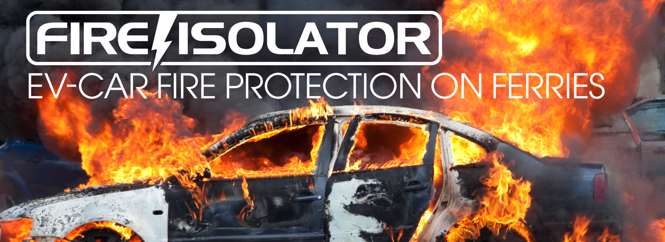 EV Fire Isolator by t-ISS Safety Suppliers
