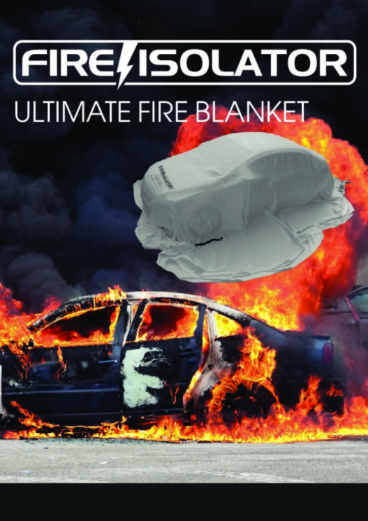 T-ISS Ultimate Fire Blanket VR0906